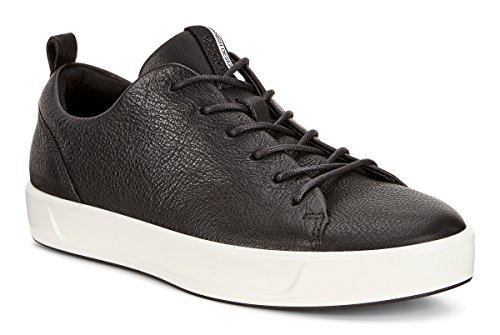 ECCO Soft 8 Ladies, Sneakers Basses Femme, Noir (1001BLACK), 40 EU